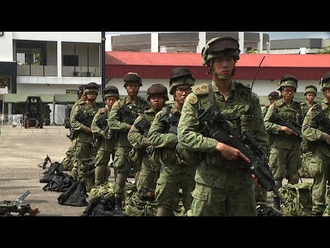 MOBEX 2018: Homeland Security Exercise