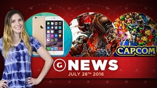 Darksiders Remaster & One Billion iPhones Sold - GS Daily News
