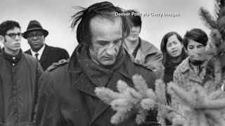 Holocaust survivor and Nobel Peace Prize winner Elie Wies...
