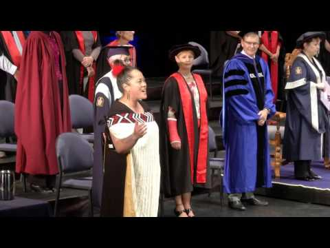 Graduation April 2017 - Auckland - Ceremony 2 | Massey University