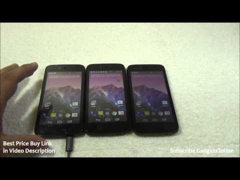 Google Android One Comparison Review, Canvas A1 VS Dream Uno VS Sparkle V Overview