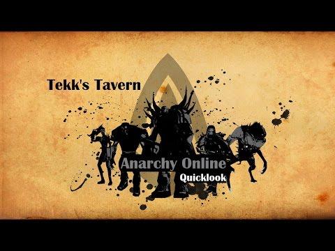 Anarchy Online – Quicklook