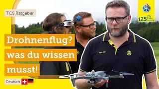 Tipps zum Drohnenflug – was du wissen musst