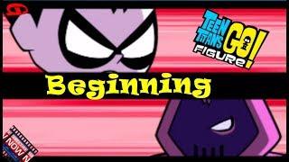 Teen Titans GO Figure!: Teeny Titans 2 - Beginning