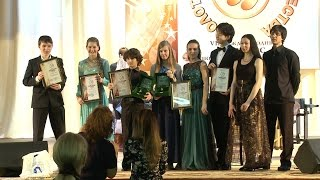 "2015 ""Золотые таланты содружества"" - награждение и Гала / VII ""Golden Talents"" Award winners & Gala"