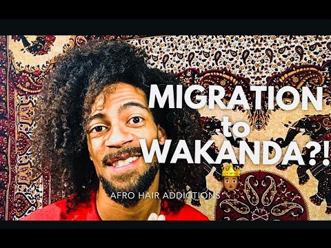 African Diaspora moving back to Africa? Searching for WAKANDA!?