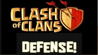 NEW 2017 ! Clash Of Clans TH 11 ANTI AIR! WAR/LEGEND BEST TH 11 TROPHY/PUSH DEFENSE BASE