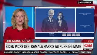 CNN Goes Nuts for Kamala | SUPERcuts! #800