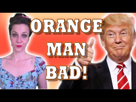 Low-Information Biden Voters RUINED America | Orange Man Bad