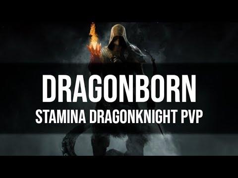 ESO Stamina DK PvP Build - Dragonborn - Wrathstone Patch