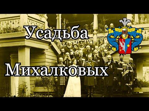 Окрестности Рыбинска.  Петровское.  Усадьба Михалковых