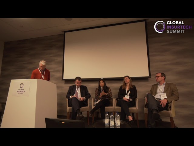 Global InsurTech Summit 2019: The VC Investor Perspective