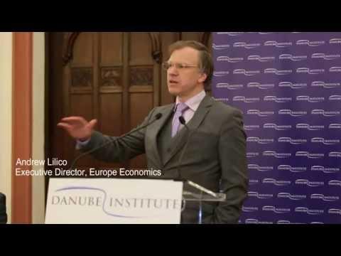 Andrew Lilico at Danube Institute 2016 05 27