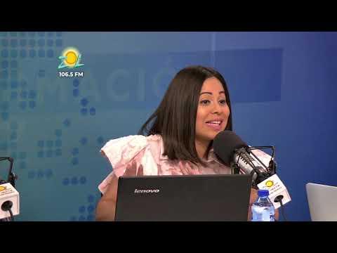 Agustín Laje debate con periodistas feministas en República Dominicana.