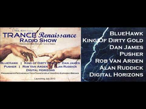 Trance Renaissance Radio 001 - BlueHawk 03 July 2013 (EDMCentral.fm)