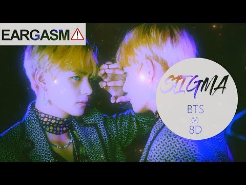 BTS (방탄소년단) V - STIGMA [8D USE HEADPHONE] 🎧