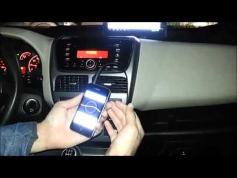 Fiat Doblo Teybine Aux Aparatı / FİAT DOBLO - YouTube