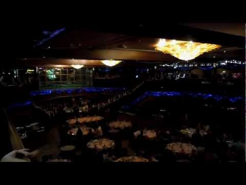 carnival victory pacific dining room staff- january 12, 2013