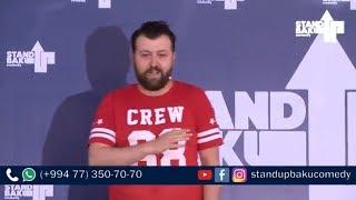 Erkin Ergin (Stand UP Baku 40-cı veriliş)