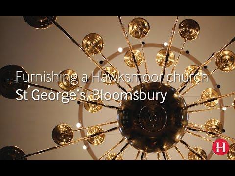 St George's Bloomsbury: Furnishing a Hawksmoor church