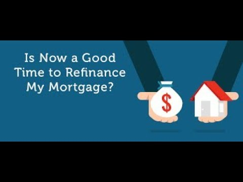 Rates are going down! It's Time To Consider Refinancing Your Home.