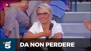 Uomini e Donne - Da Lunedì 12 Settembre alle 14.45 su Canale 5