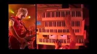 "2010 TRIX LIVE TOUR ""FEVER"" Noriaki Kumagai(Dr) Mitsuru Sutoh(B) Hiroshi Kubota(Key) Takeshi Hirai(G)"