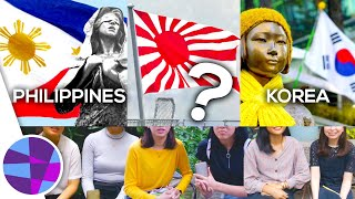 Why Filipinos don't hate Japan the way Koreans do 🇵🇭🇰🇷🇯🇵 | EL's Planet