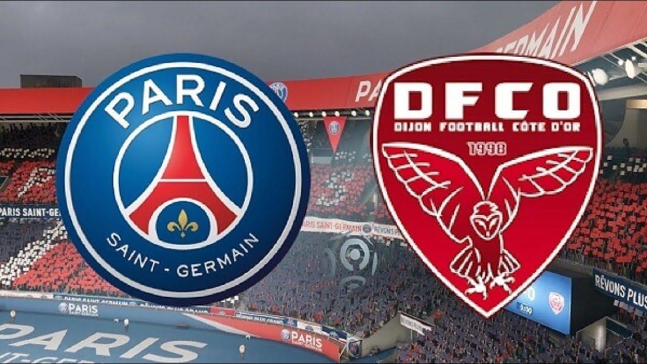 Download 🔴 LIVE  4-0 Paris Saint Germain VS Dijon   Ligue 1 24/10/2020