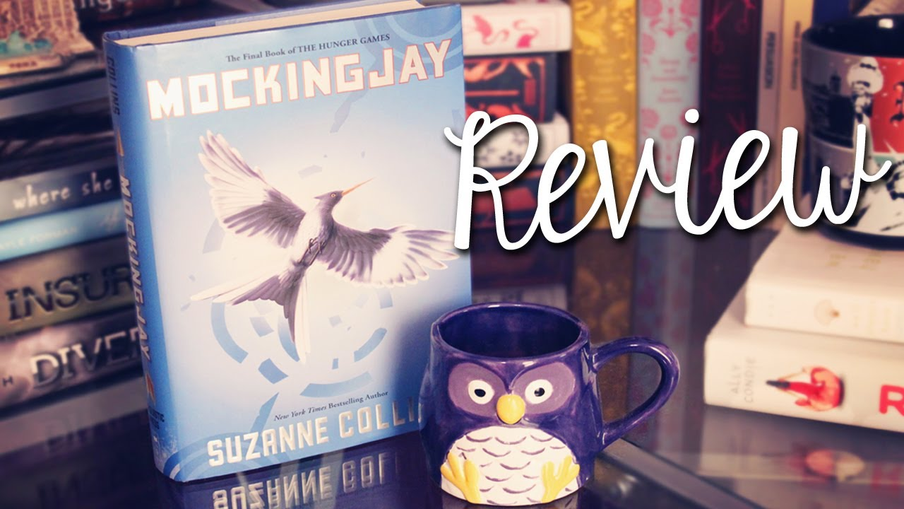 review of mockingjay book