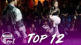 How Sun (SG) vs Wen Li (MY) | Top12 | WAACK It OUT 2018