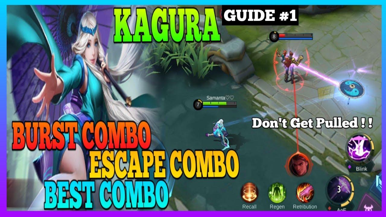 Kagura Guide 1 | The Only Combo You Need to Know | Master the Basics | Kagura Gameplay | MLBB