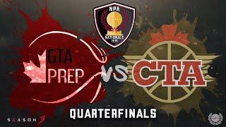 GTA Prep vs Canada Top Flight - NPA Nationals