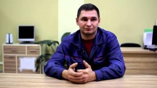Интервью с начальником отдела обучения персонала Пановым Сергеем