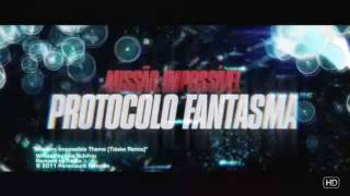 Mission Impossible Ghost Protocol - Extra Video Clip - Theme Tiësto Remix