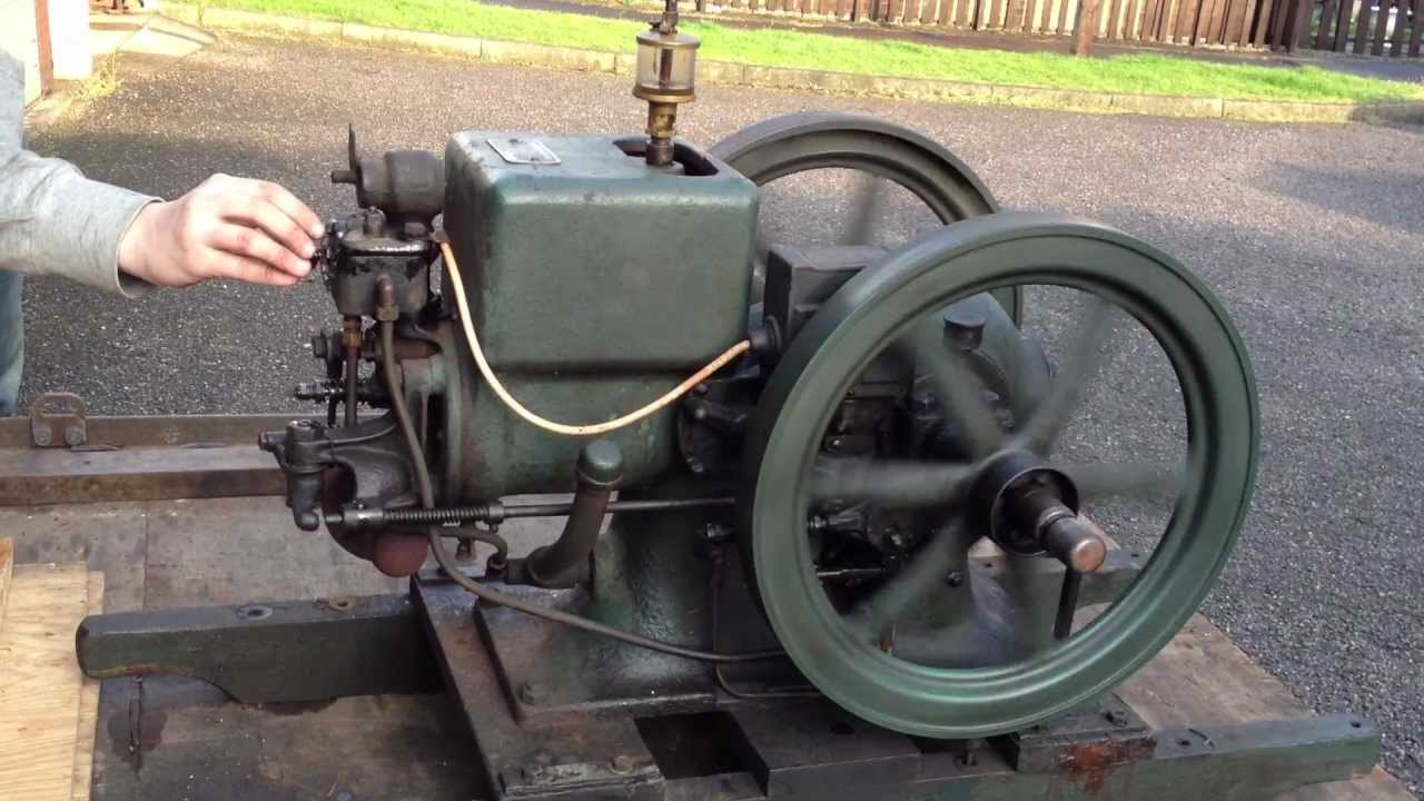1925 Ihc Mccormick Deering 1 1 2hp M Youtube