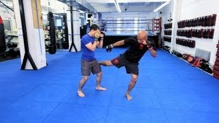 How to Use Kicks | MMA Fighting