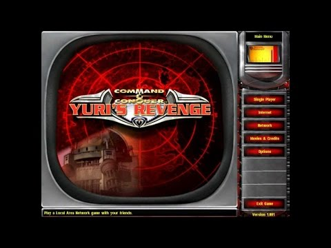 [FIXED]Red Alert 2 Network GamePlay not Working Windows 7/8/10