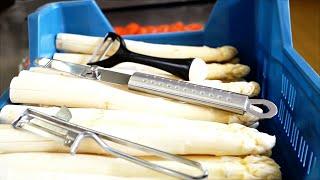 Spargel schälen und kochen - Tipps und Tricks