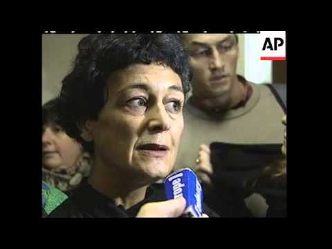 FRANCE: CARLOS THE JACKAL SANCHEZ IN COURT