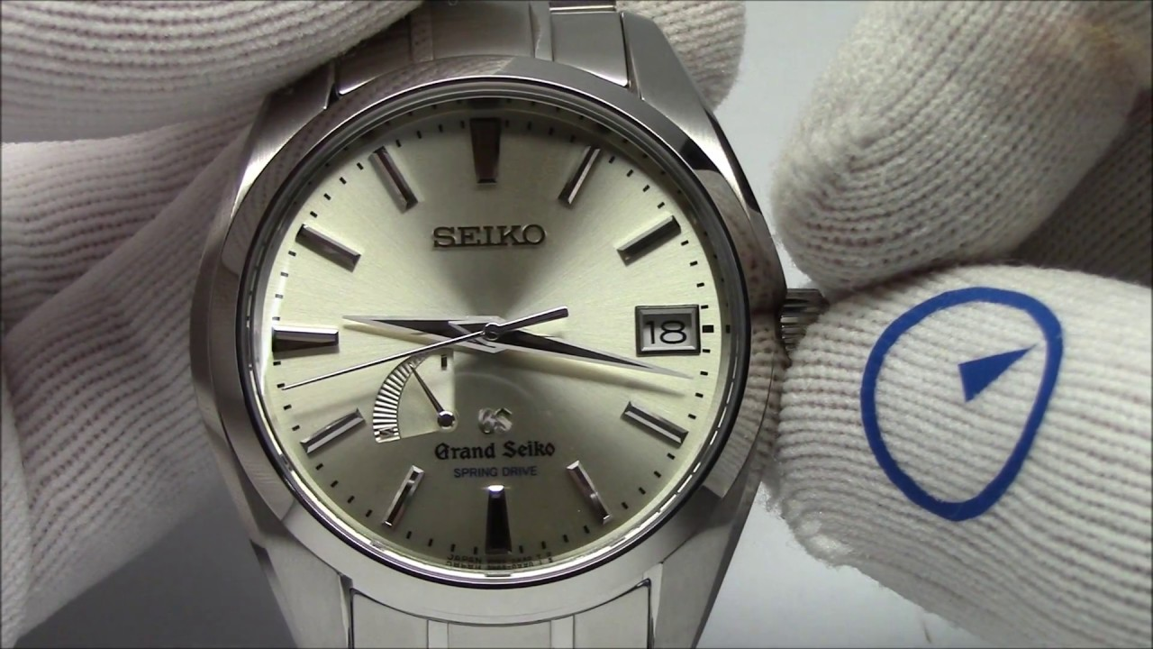 quality design e8c13 c791d What is Seiko Spring Drive and how does it work? Watch and Learn #24