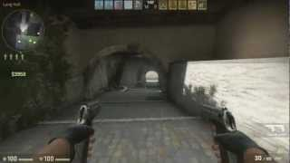 CS:GO Beta 3k AWP double headshot Italy Gameplay