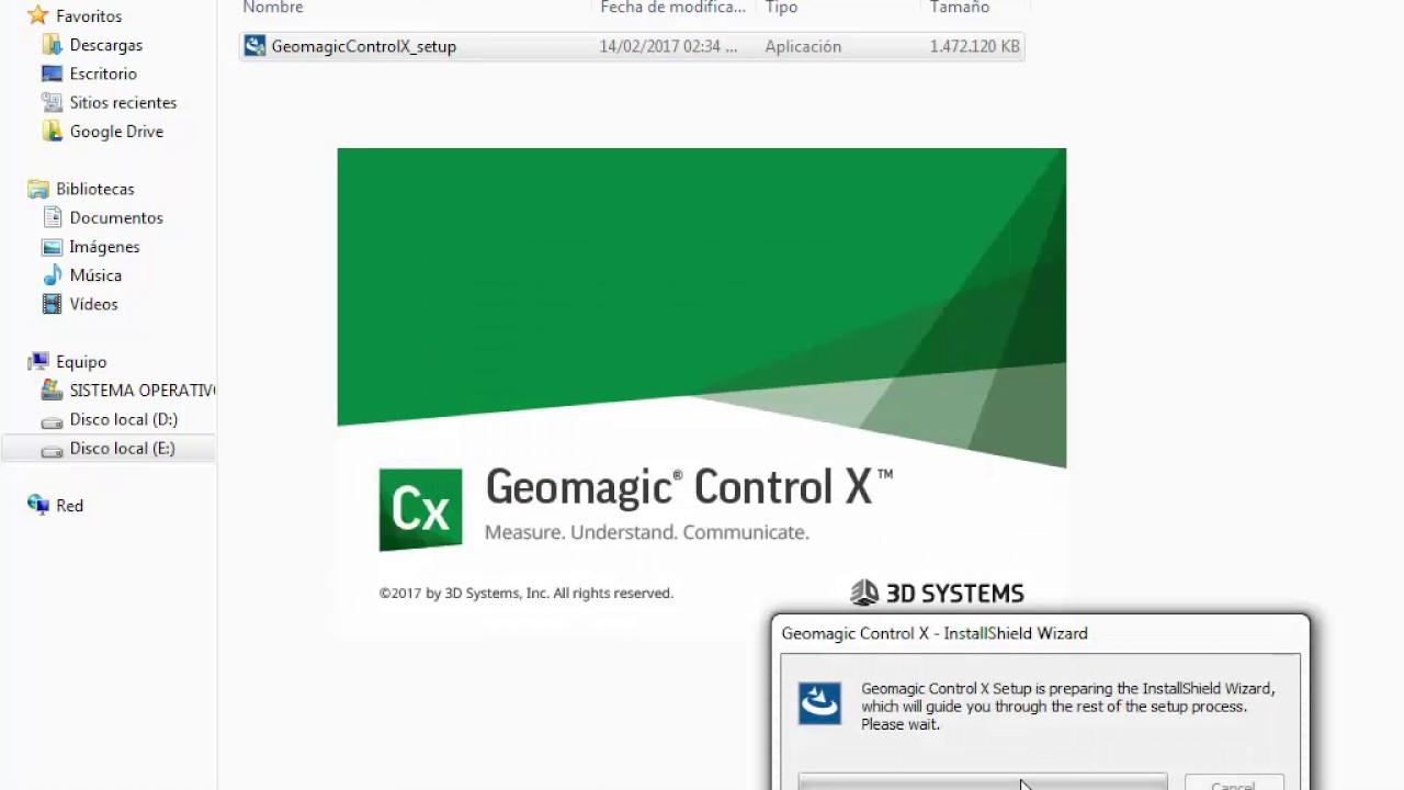 Como Instalar Geomagic