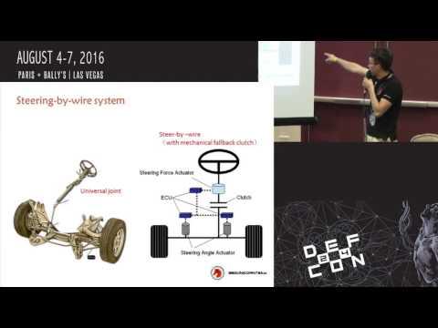 DEF CON 24 Car Hacking Village - Jun Li - Deep Learning on CAN BUS