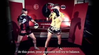 MuayThaiAkademi - Catching The Kick Technique