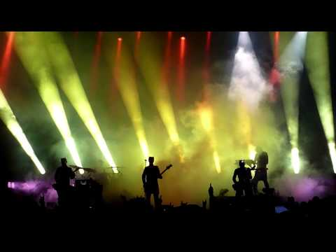 Ghost Intro and Genesis  Live @ Sweden Rock 2015