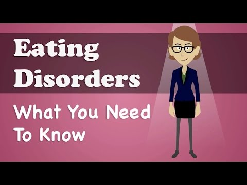Eating Disorders What You Need To Know