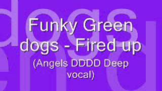 Funky Green Dogs - Fired up (Angels DDDD Deep vocal)