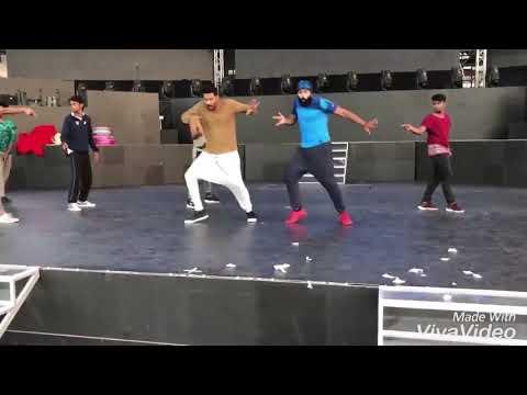 Prabhu deva dance video 2018