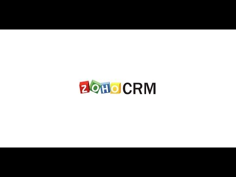 Get to know Zoho CRM